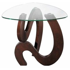 Bengkulu End Table by Wade Logan
