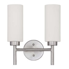 Rossington 2-Light Vanity Light