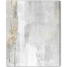 Abstract Elegance Painting Print on Wrapped Canvas