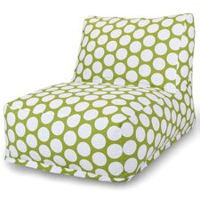 Telly Polka Dot Bean Bag Lounger by Viv + Rae