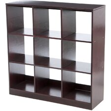 37 Cube Unit Bookcase by Badger Basket