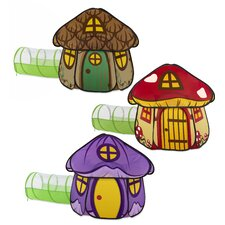 3 Piece Fairy Village Play Tent Set by HearthSong