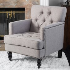 Divernon Fabric Armchair by Alcott Hill