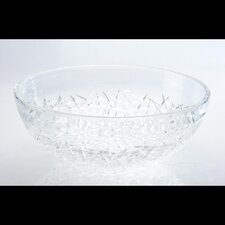 De Medici Ice Circular Vessel Bathroom Sink by Maestro Bath
