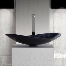 Infinity Oval Vessel Bathroom Sink by Maestro Bath