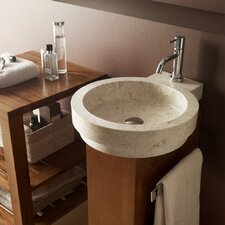 Icono Circular Vessel Bathroom Sink by Maestro Bath