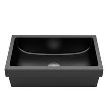 Vetro Freddo Kosta Rectangular Vessel Bathroom Sink by Maestro Bath