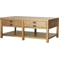 Copper Mountain Coffee Table by Loon Peak