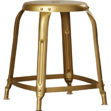 Kori Bronze Iron Stool
