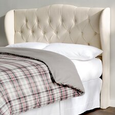 Woodbury Upholstered Wingback Headboard