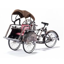 Banbury Metal Rickshaw