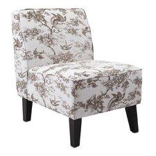 Dounia Slipper Chair by Lark Manor