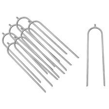 Wind Guard Trampoline Anchor (Set of 8)