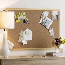 Wayfair Basics Wall-Mounted Bulletin Board
