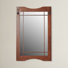 O meara Console and Mirror Bookcase by Charlton Home®