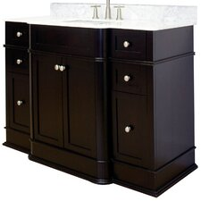 Modern 49 Single Bathroom Vanity Base by American Imaginations