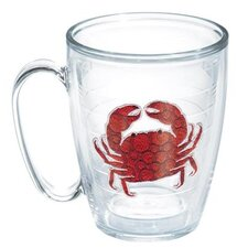 Sun and Surf Crab Mug