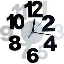 """12"""" Modern Clock"""
