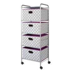4-Dawer Storage Chest