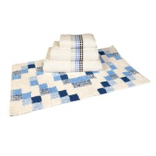 Mosaic Hand Towel (Set of 2)