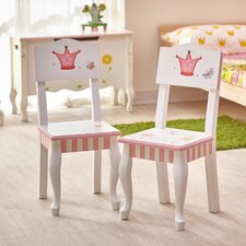 Princess and Frog Kids Desk Chair by Fantasy Fields