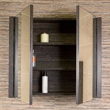 Bell 75cm x 66cm Surface Mount Mirror Cabinet