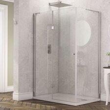 Stoney Rectangular Shower Enclosure Side Panel