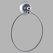 Suction Wall Mounted Towel Ring