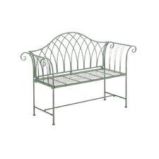 Wairarapa Metal Garden Bench