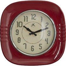 Classic Metal Analog Clock