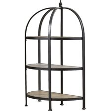 Chilton 46 Etagere Bookcase by August Grove