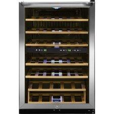 38 Bottle Dual Zone Freestanding Wine Cooler