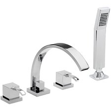 Belmont Waterfall Bath Tap