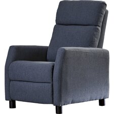 Ally Fabric Recliner