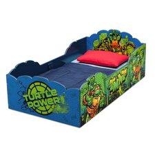 Teenage Mutant Ninja Turtles Toddler Bed by Delta Children