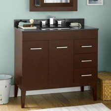 Contempo 36 Wood Vanity Base by Ronbow