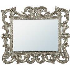 Baroque Overmantle Mirror