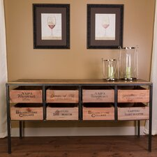 Console Table by Vino Vintage
