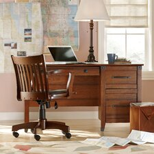 Newdale Computer Desk with 3 Storage Drawers