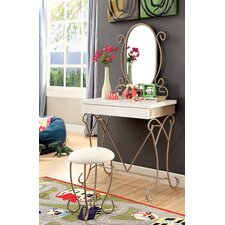 Wilford Youth Vanity Set with Mirror