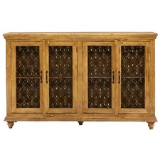 Mcmasters 4 Door Accent Cabinet by Rosalind Wheeler