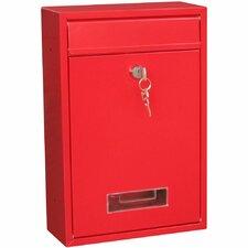 Verschließbarer Briefkasten