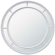 Circular Inlay Mirror