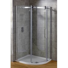 Pivot Door Quadrant Shower Enclosure