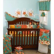 Pearlie 10 Piece Crib Bedding Set