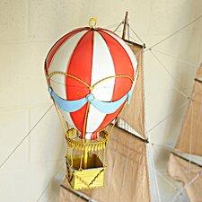 Vintage Hot Air Balloon Model