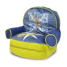 Teenage Mutant Ninja Turtles Kids Novelty Chair with Storage Compartment by Idea Nuova