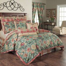 Sonnet Sublime 4 Piece Reversible Comforter Set