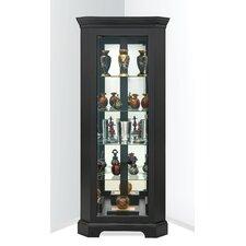 QUICK VIEW. Newport II Corner Curio Cabinet