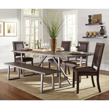 Cocoa 6 Piece Dining Set